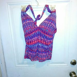 LaBlanca bathing Suit top size 10